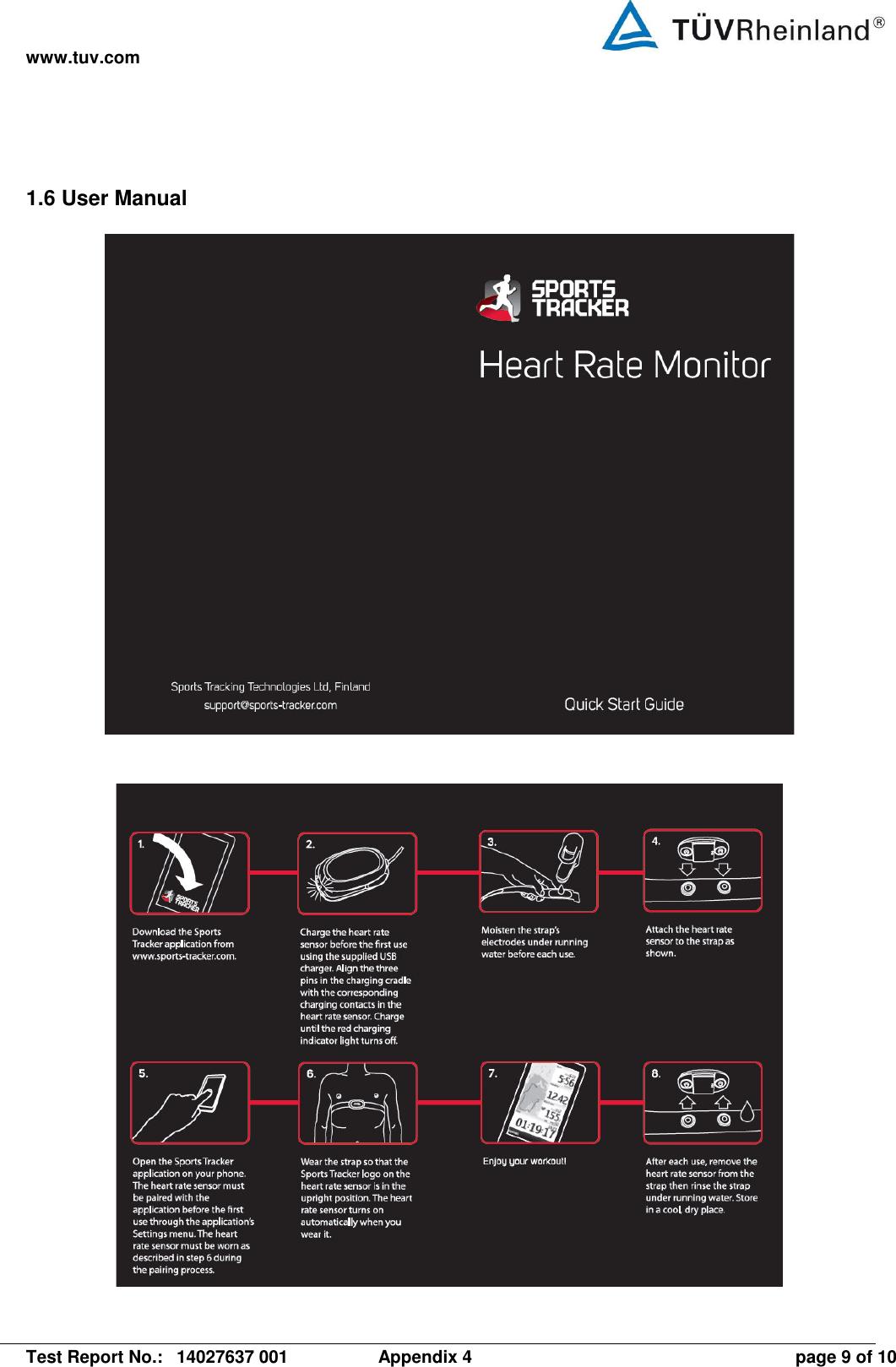 sports tracking technologies 6430043182021 heart rate monitor user rh usermanual wiki Sport Tracker Yamaha Sports Tracker Watch