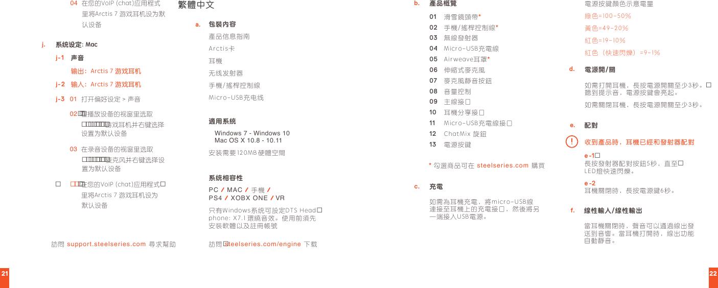 SteelSeries ApS HS00013TX Transceiver User Manual