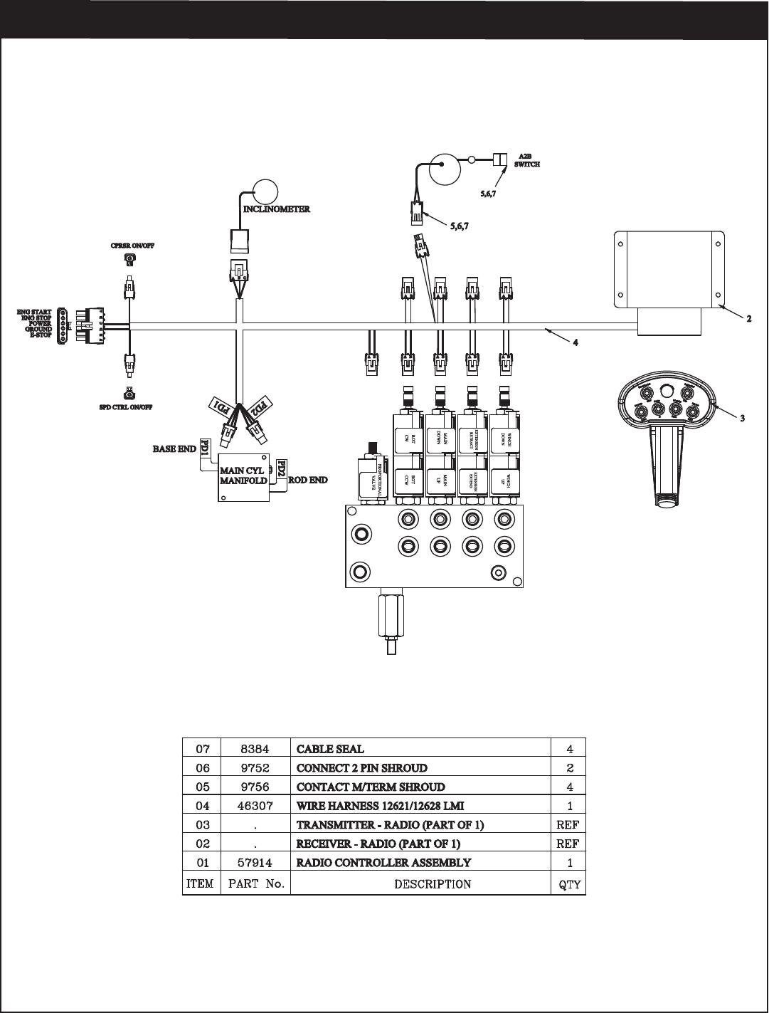 Stellar Industries 5521 Users Manual Telescopic Crane Rm Hoist Wiring Diagram Owners