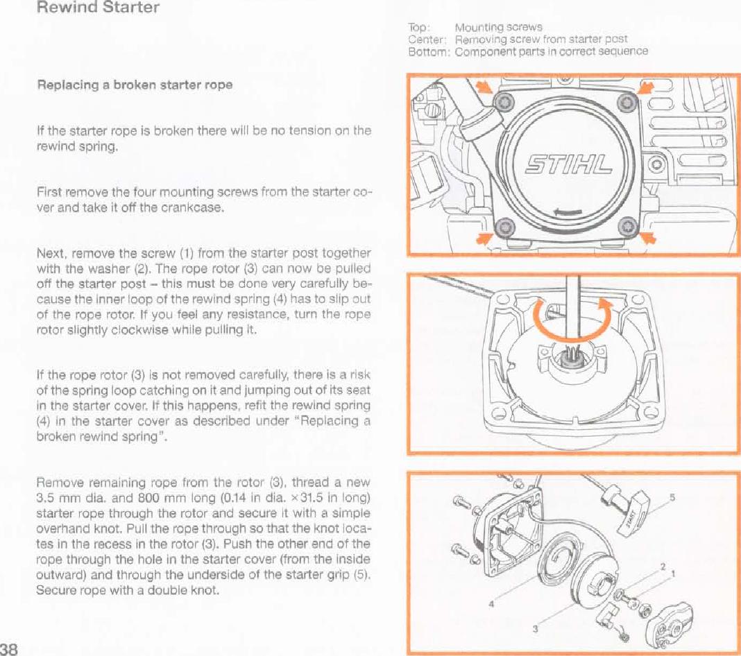 Stihl Fs81 86 106 Manual
