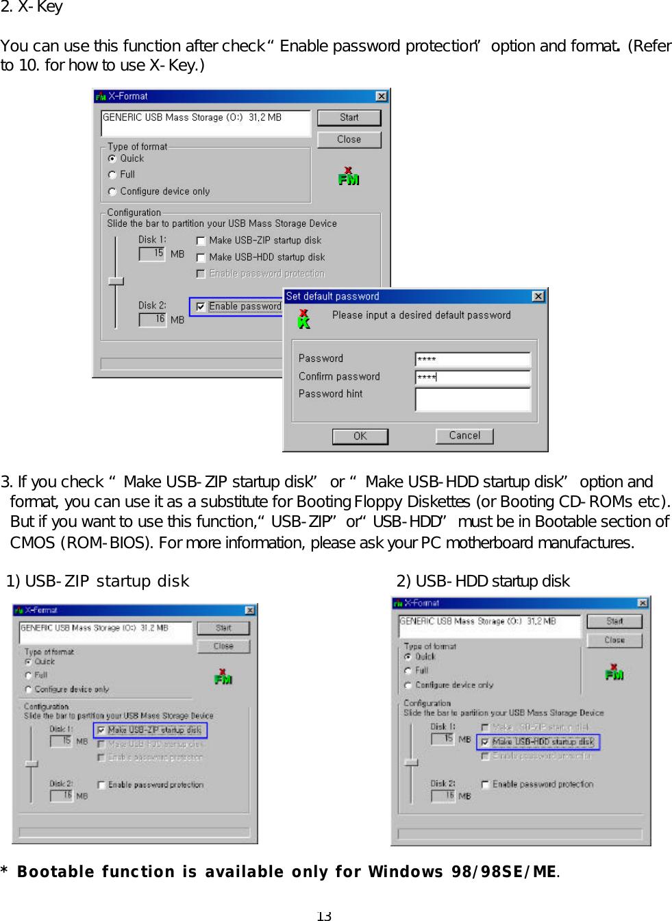 Stormblue USD3300 Upgradeable Universal Smart Drive User