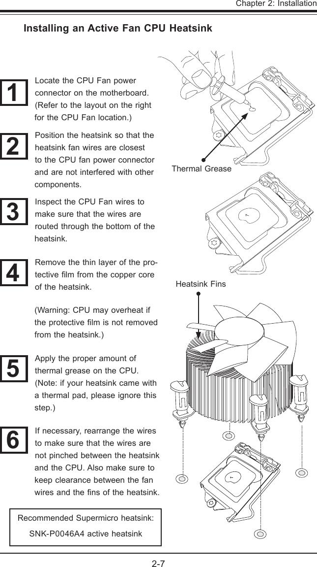 Super Micro Computer X8Sil F Users Manual