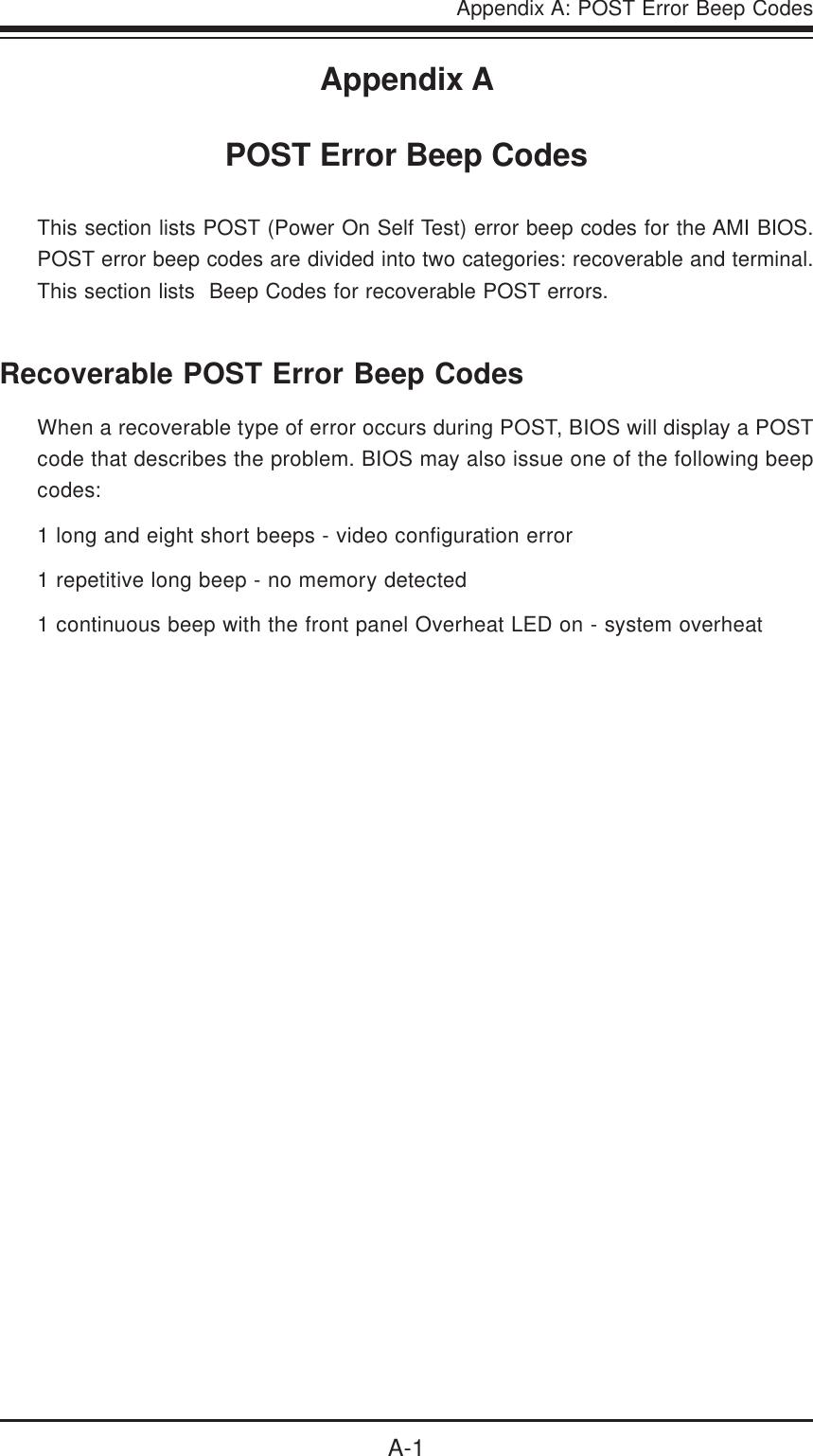 Super Micro Computer X8Sti Users Manual 1 0a indb