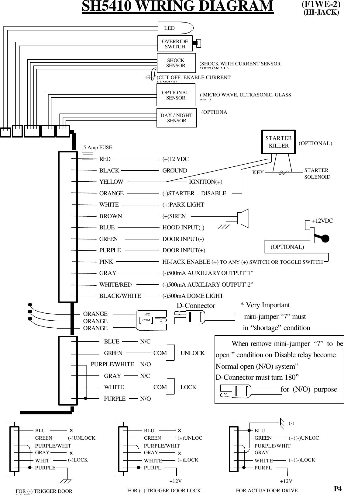 Co Car Alarm Wiring Diagram   Chevrolet Suburban Fuse Box Location ...