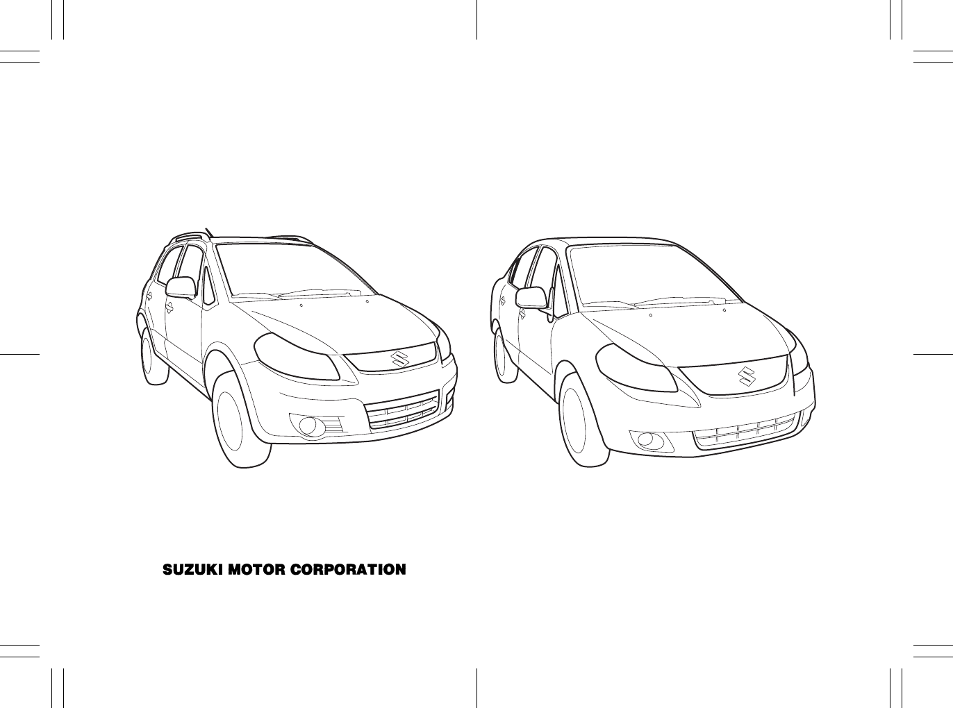 Suzuki 2010 Sx4 Owners Manual Fuse Box