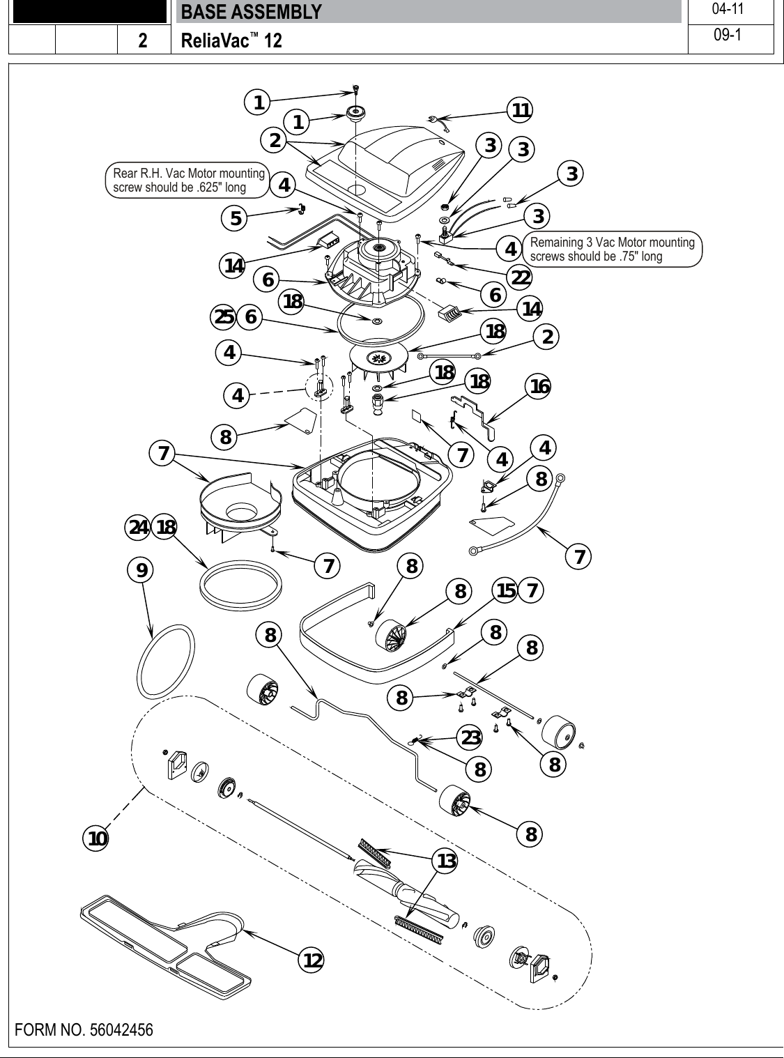 Dyson Vacuum Parts Diagram Dyson Vacuum Parts Diagram