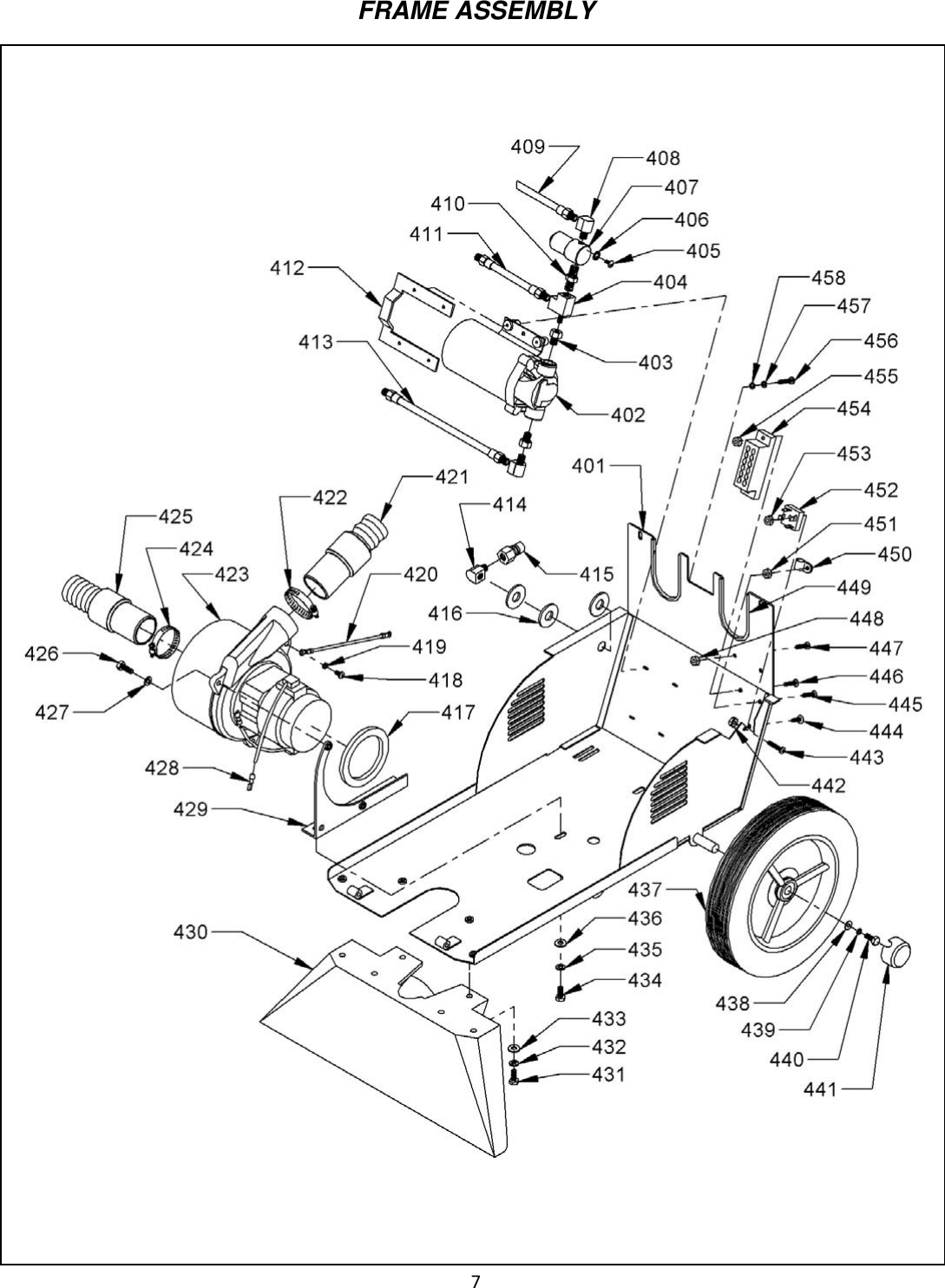 9094818 stallion 818 sc illustrated parts book nss 818sc carpet NSS Predator Carpet Extractor Parts page 7 of 12 9094818 stallion 818 sc illustrated parts book nss stallion