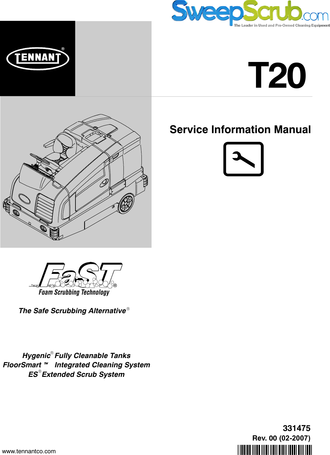 8 5X11_service_information_new_na T20 Service Manual Watermarked