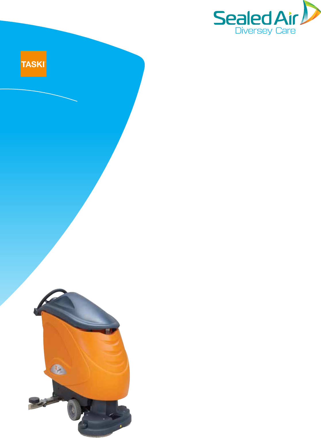 sweepscrub taski swingo 1650b walk behind floor scrubber rh usermanual wiki Taski Floor Machines Taski Vacuum Parts