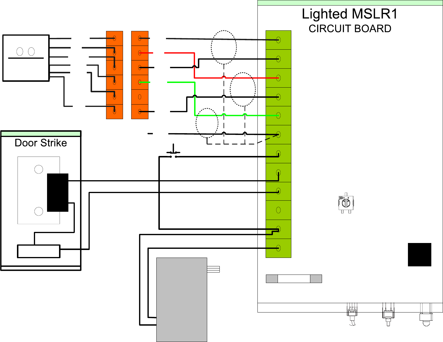 Synergistics Visio Mslr1 Wiring Diagram Kow3 001 Circuit