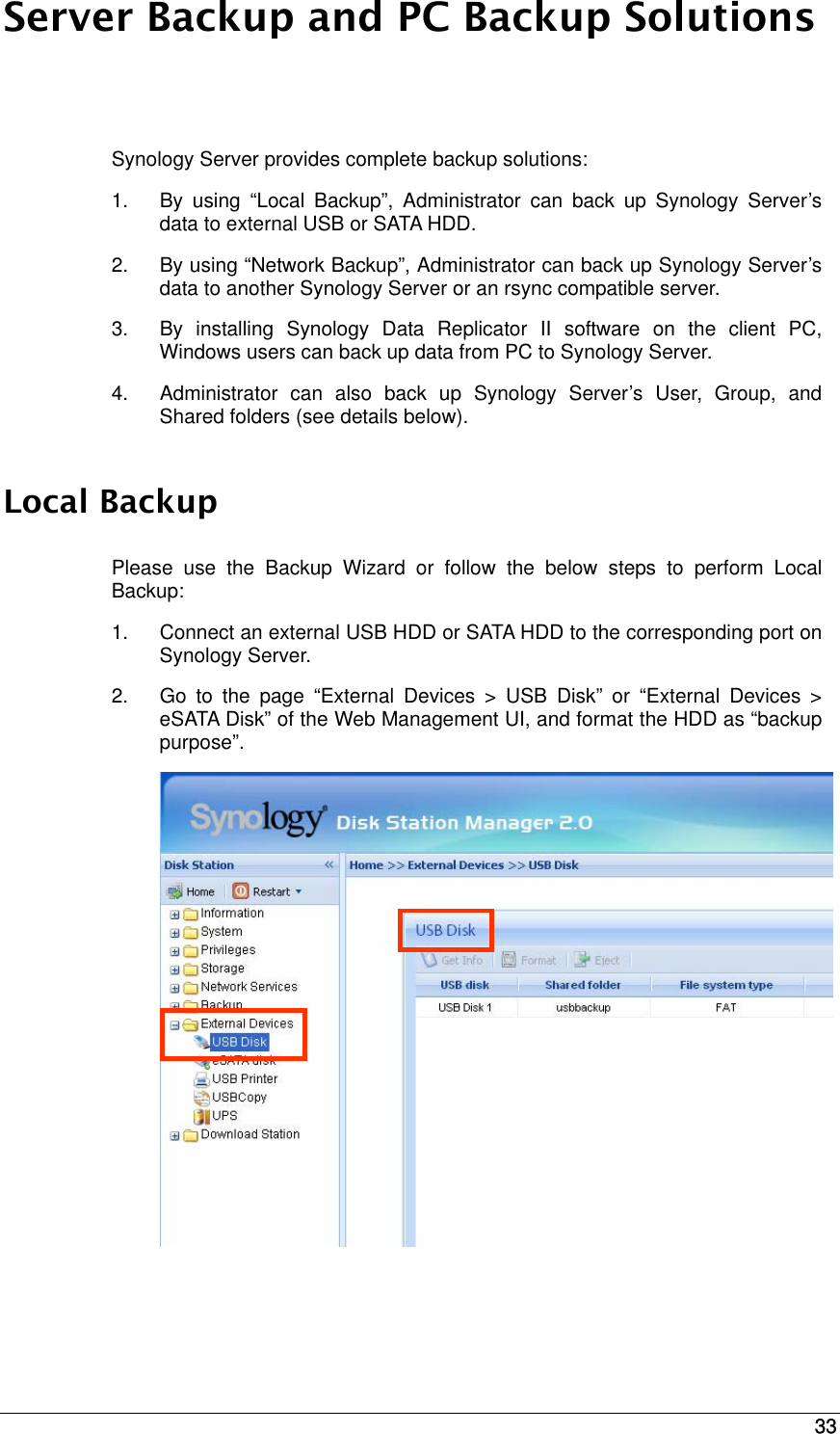 Synology Server Cs407 Users Manual
