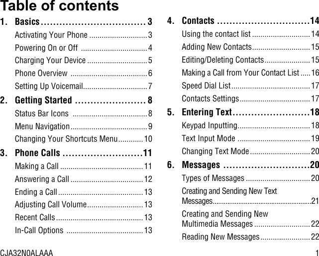 TCT Mobile 527 Zodiac Refresh User Manual Zodiac Refresh
