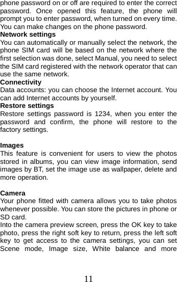 TECNO MOBILE T349 Mobile Phone User Manual
