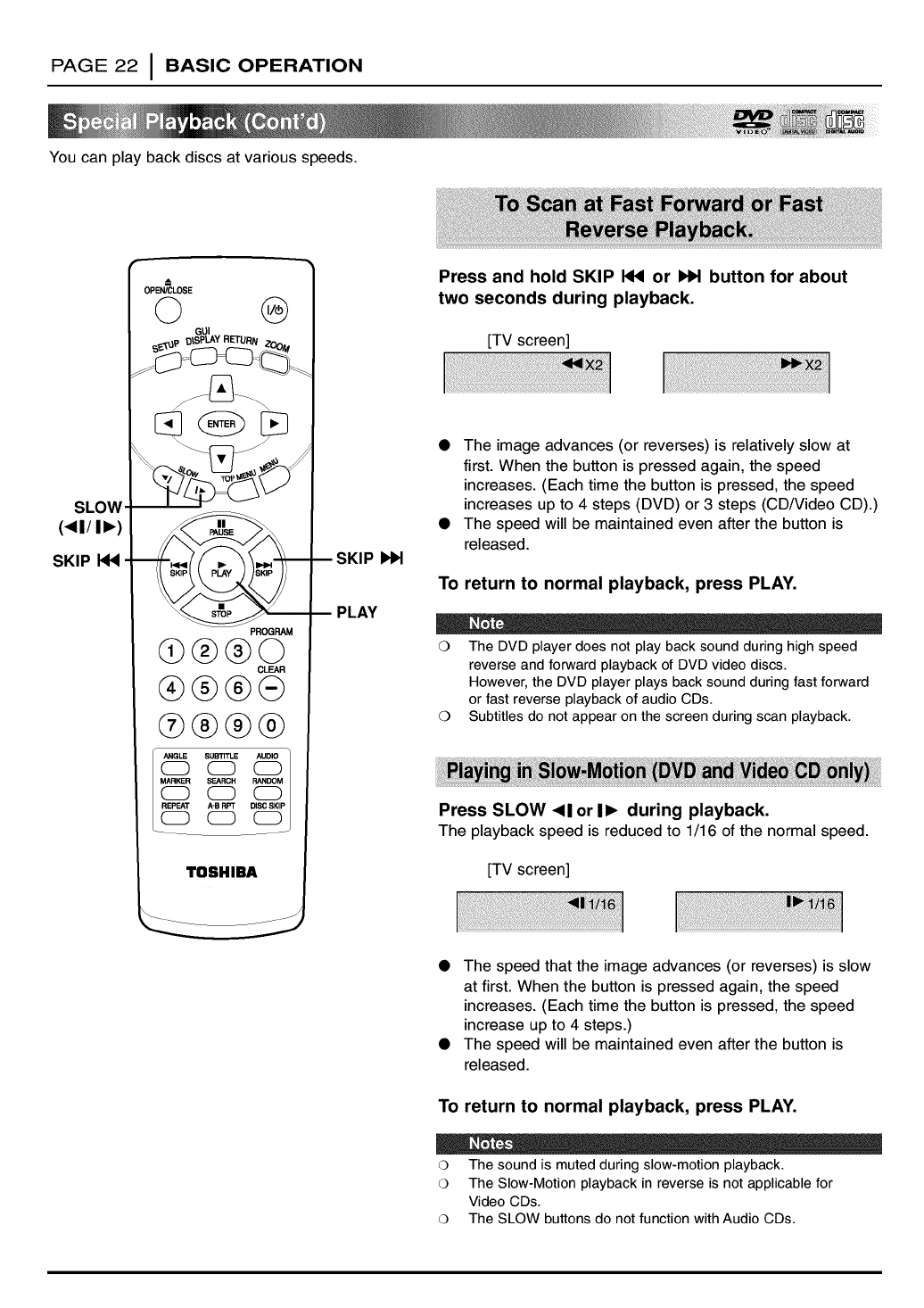 TOSHIBA DVD Systems Manual L0209243
