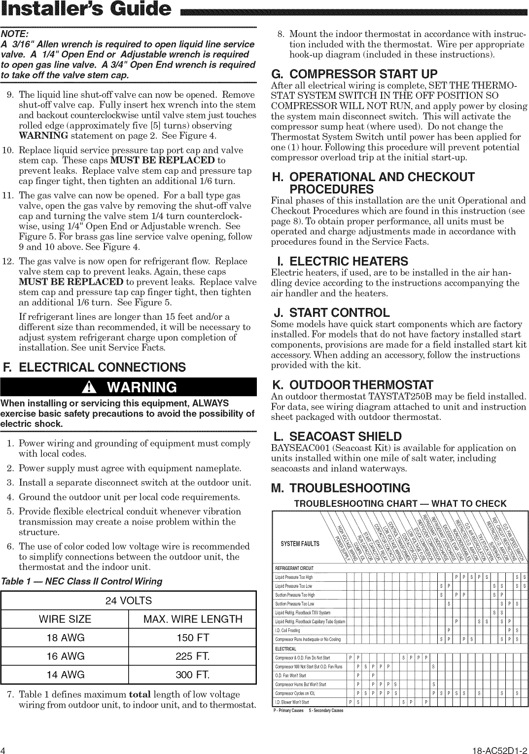 Txv troubleshooting chart images free troubleshooting examples feeler gauge conversion chart image collections free any chart txv troubleshooting gallery free troubleshooting examples thermostat nvjuhfo Images