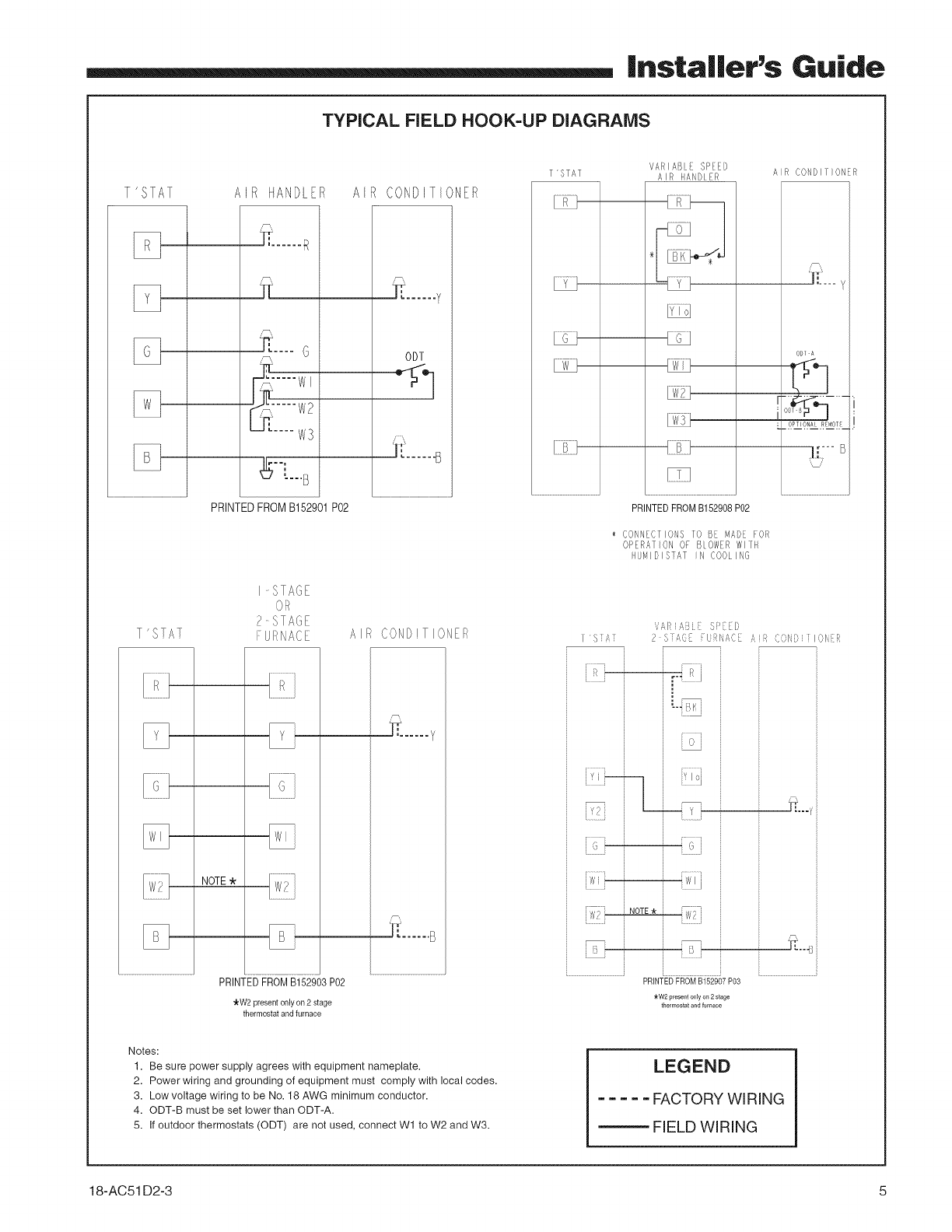 Trane Air Conditioner Heat Pumpoutside Unit Manual L0903230 Diagram Handler Also In Addition Nstal Ers Guide