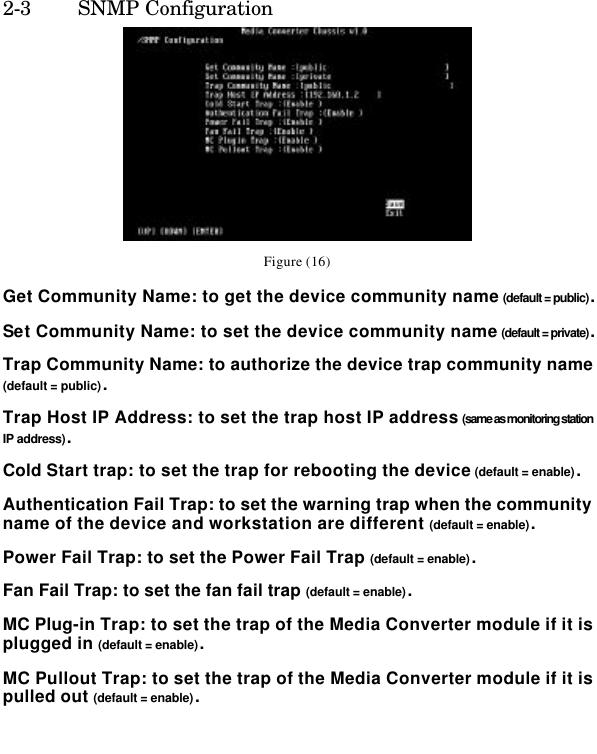 TRENDnet TFC1600MM Configuring Guide01 UG_TFC 1600MM UG TFC