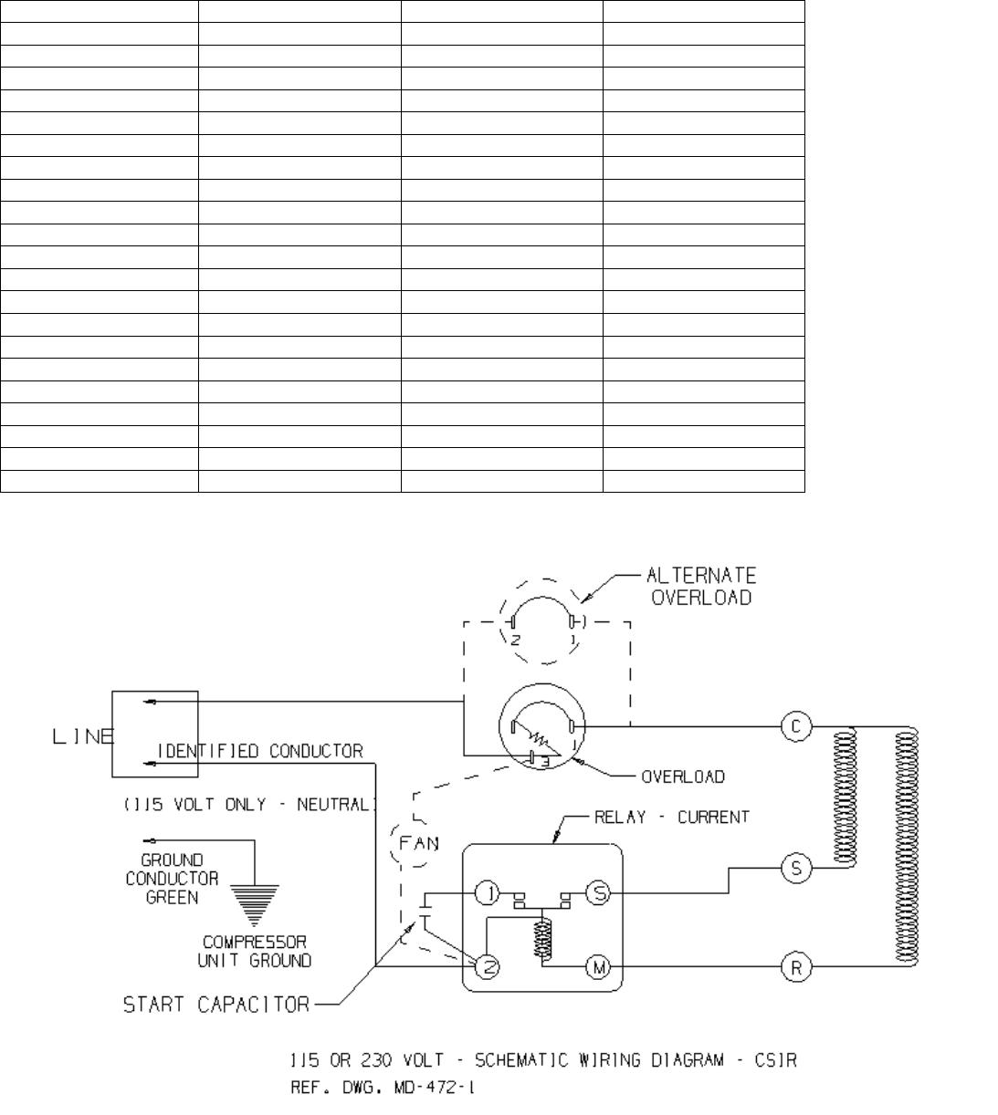 Tecumseh Aea4444Yxdpa Performance Data Sheet Aea4444yx_p_