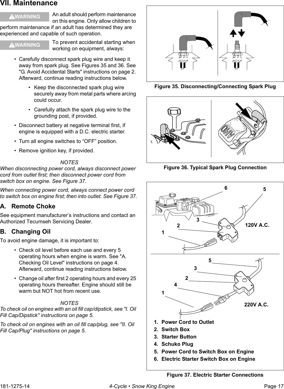 Tecumseh Lh195Sa Users Manual ManualsLib Makes It Easy To