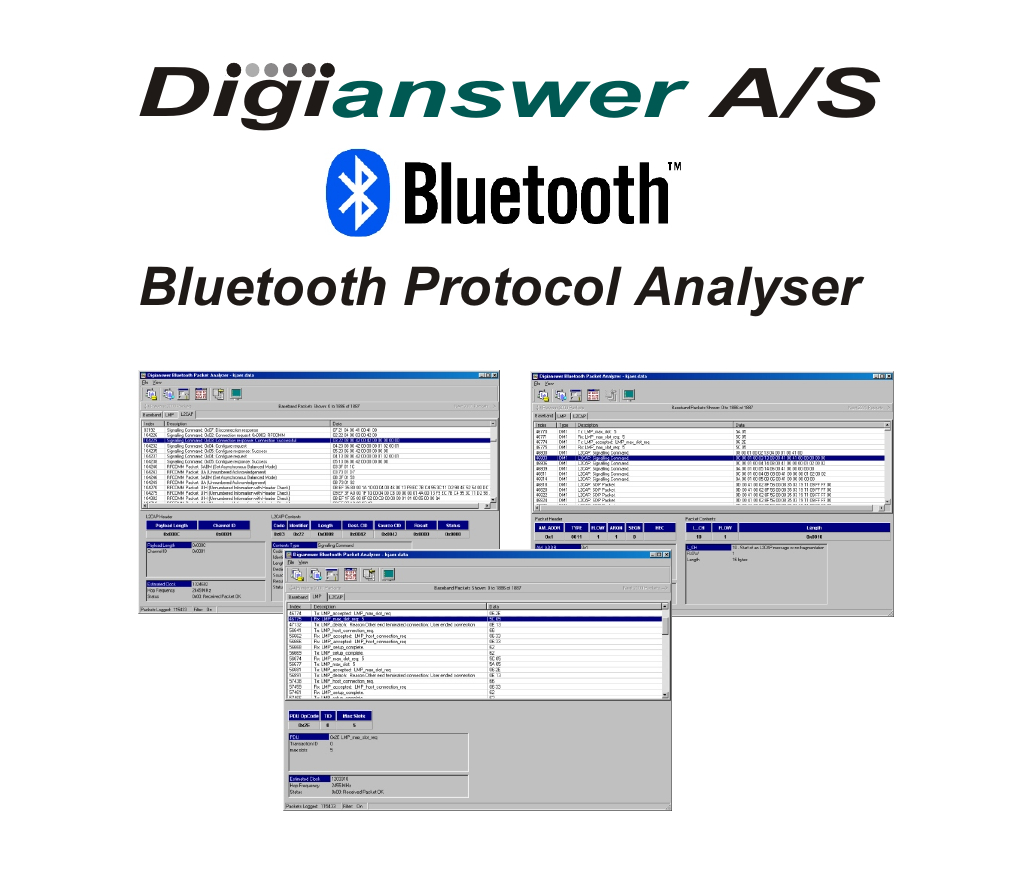 Tektronix orporated BPA100 Bluetooth Protocol Analyzer User