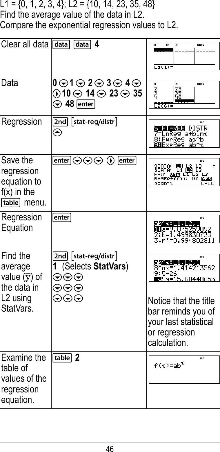 Texas Instruments Ti 36X Pro Users Manual ManualsLib Makes