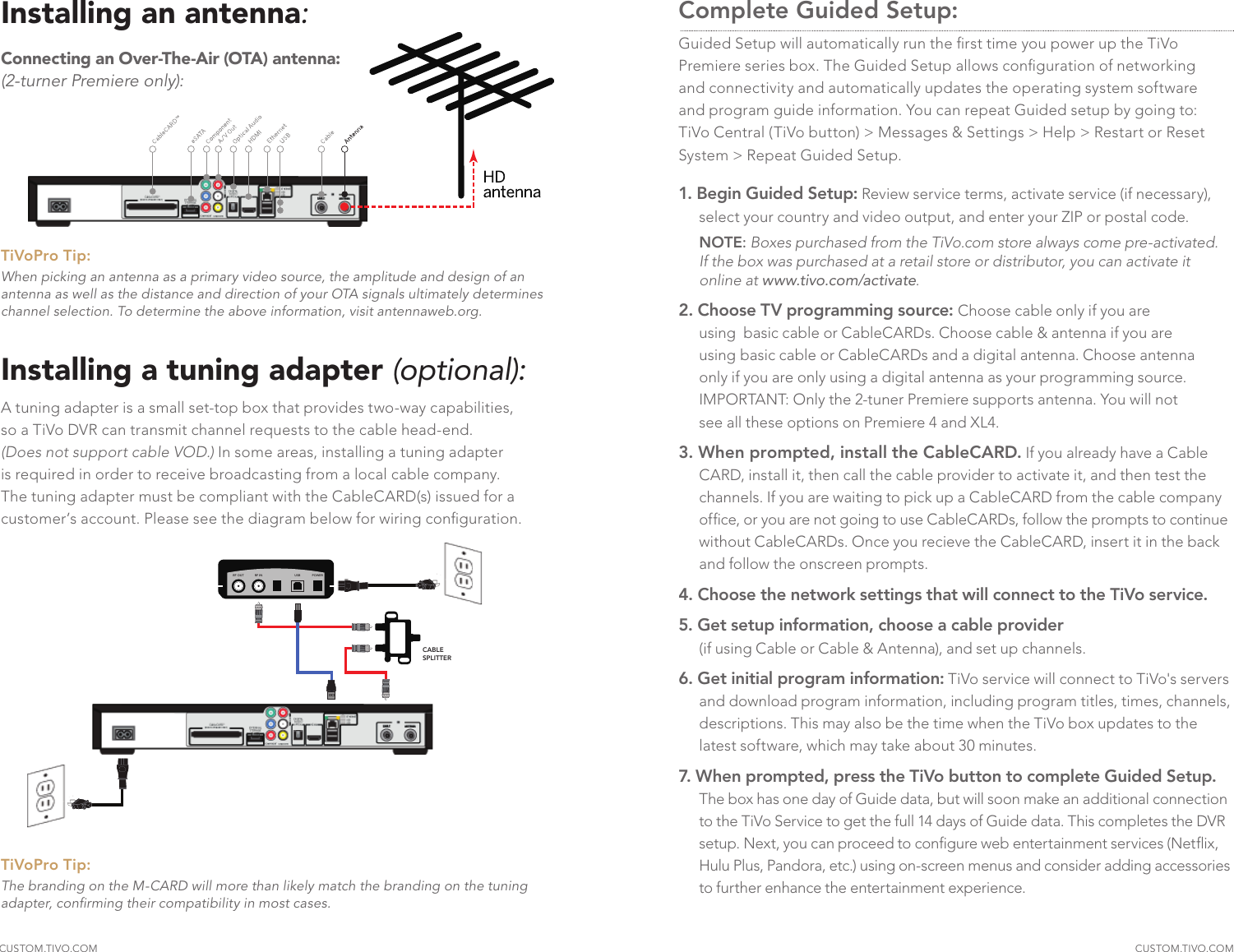 Tivo Security Camera Ci Install 0327 1 0 Users Manual Wiring Diagram Page 6 Of 10