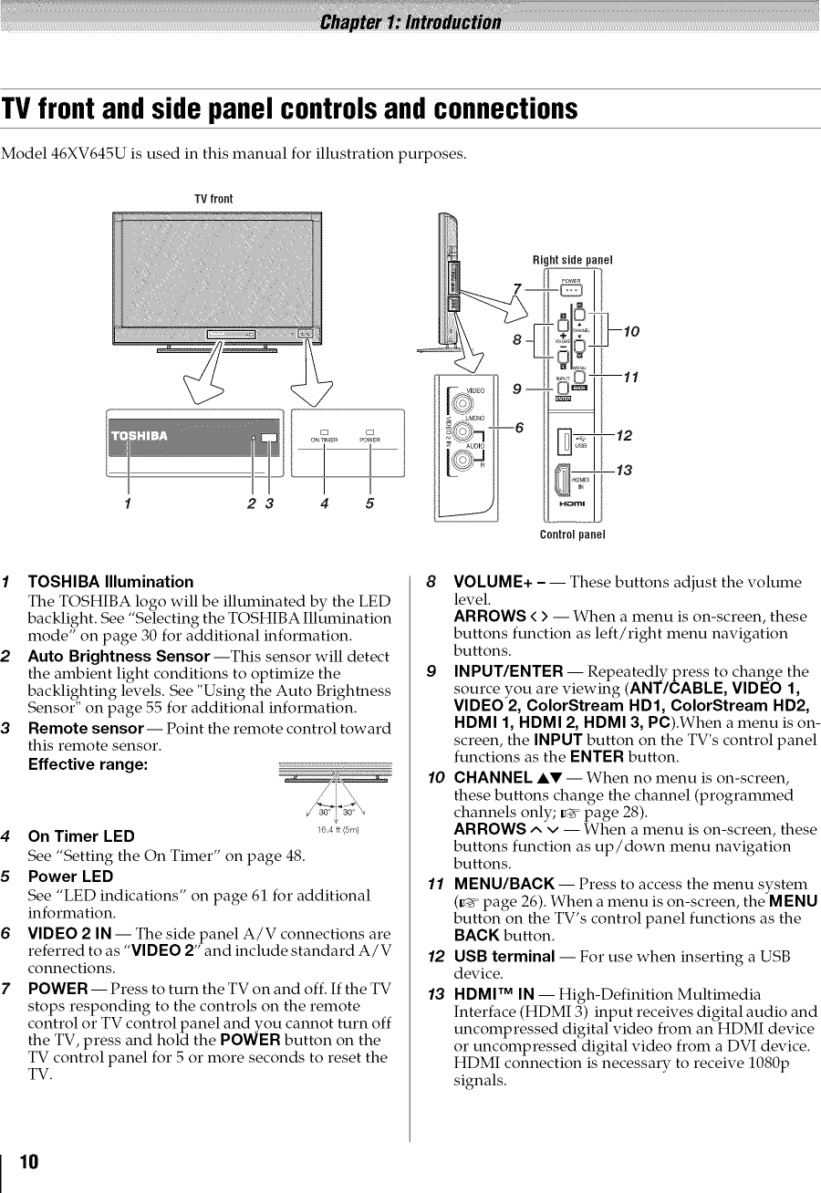 40xv645u manual array toshiba 40xv645u user manual lcd tv manuals and guides l0910027 rh usermanual wiki fandeluxe Image collections