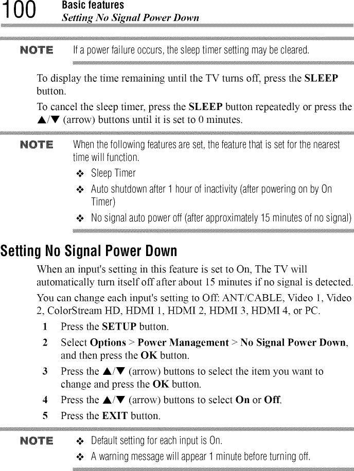 Toshiba 58L7350U User Manual LED TELEVISION Manuals And Guides 1307097L