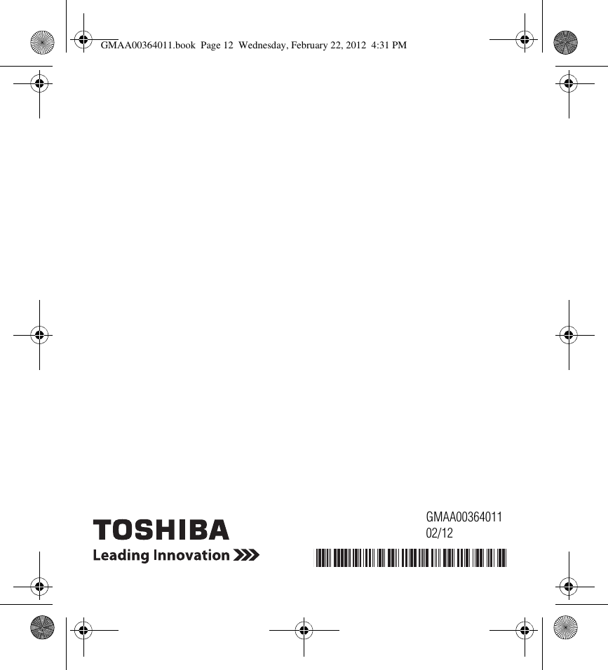 toshiba camileo instruction manual