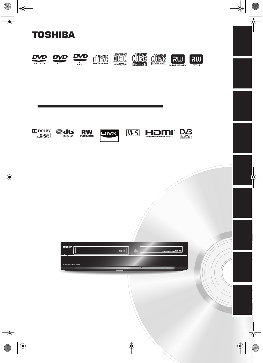 Toshiba Dvr20Kb Owners Manual ManualsLib Makes It Easy To Find