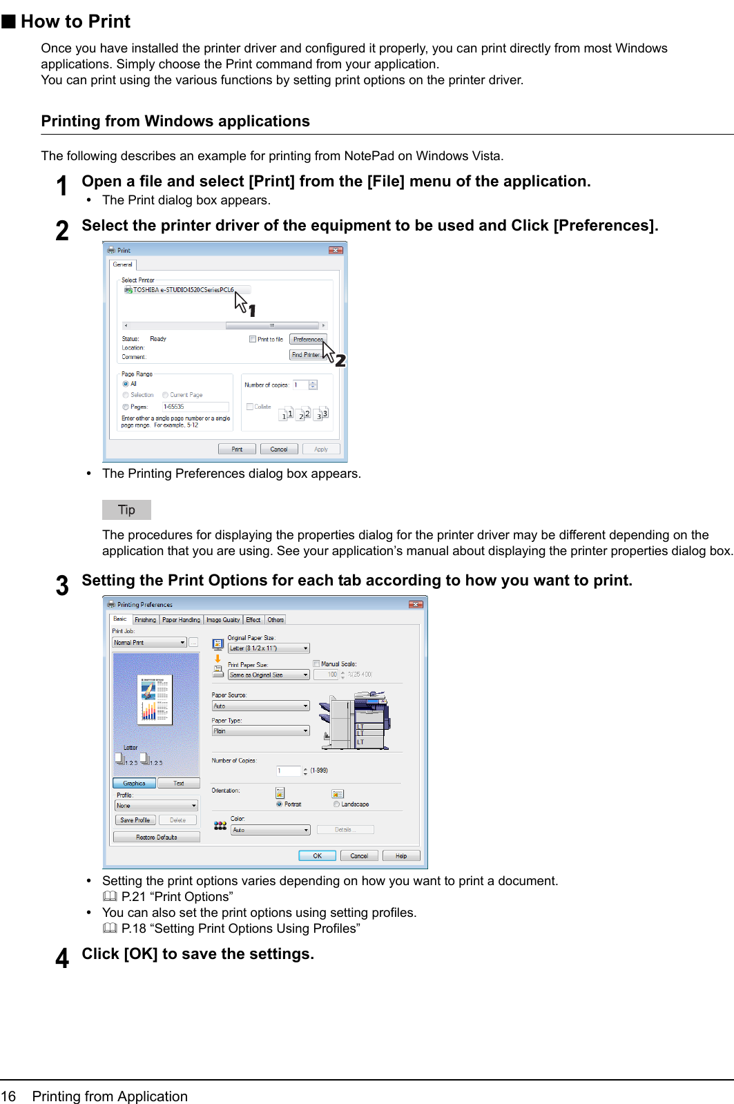 Toshiba E Studio 2330C Owners Manual
