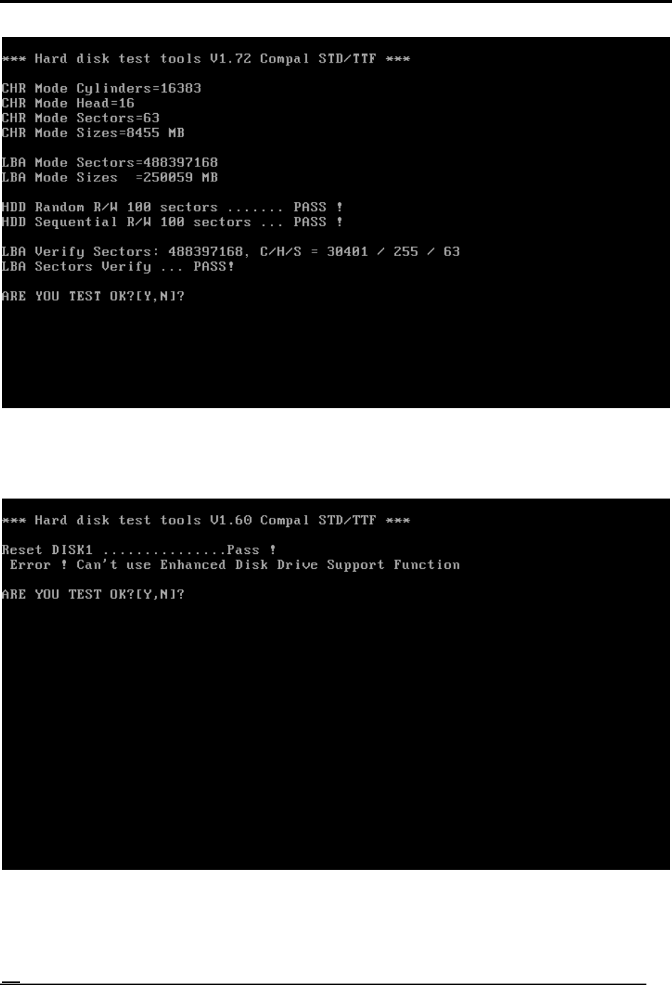 Toshiba Personal Computer Prol450D Maintenance Manual