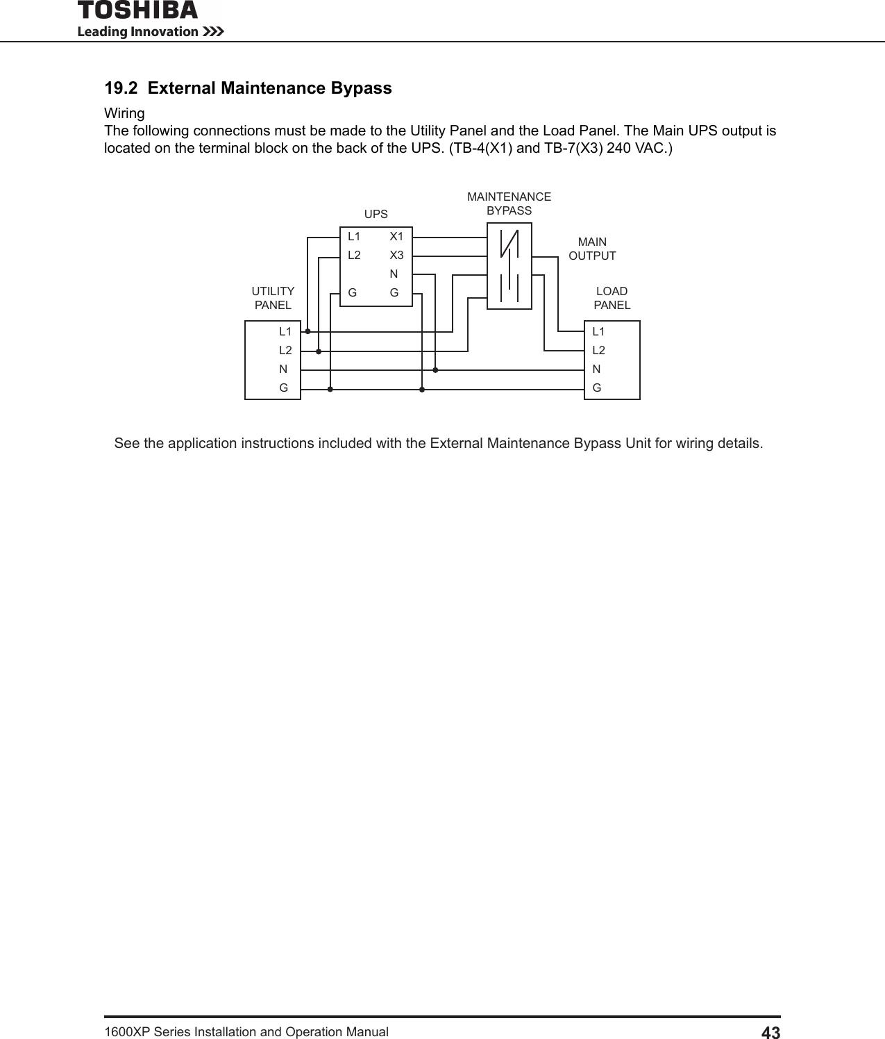 Toshiba 1600 Xp Wiring Diagram - Wiring Diagram Source on