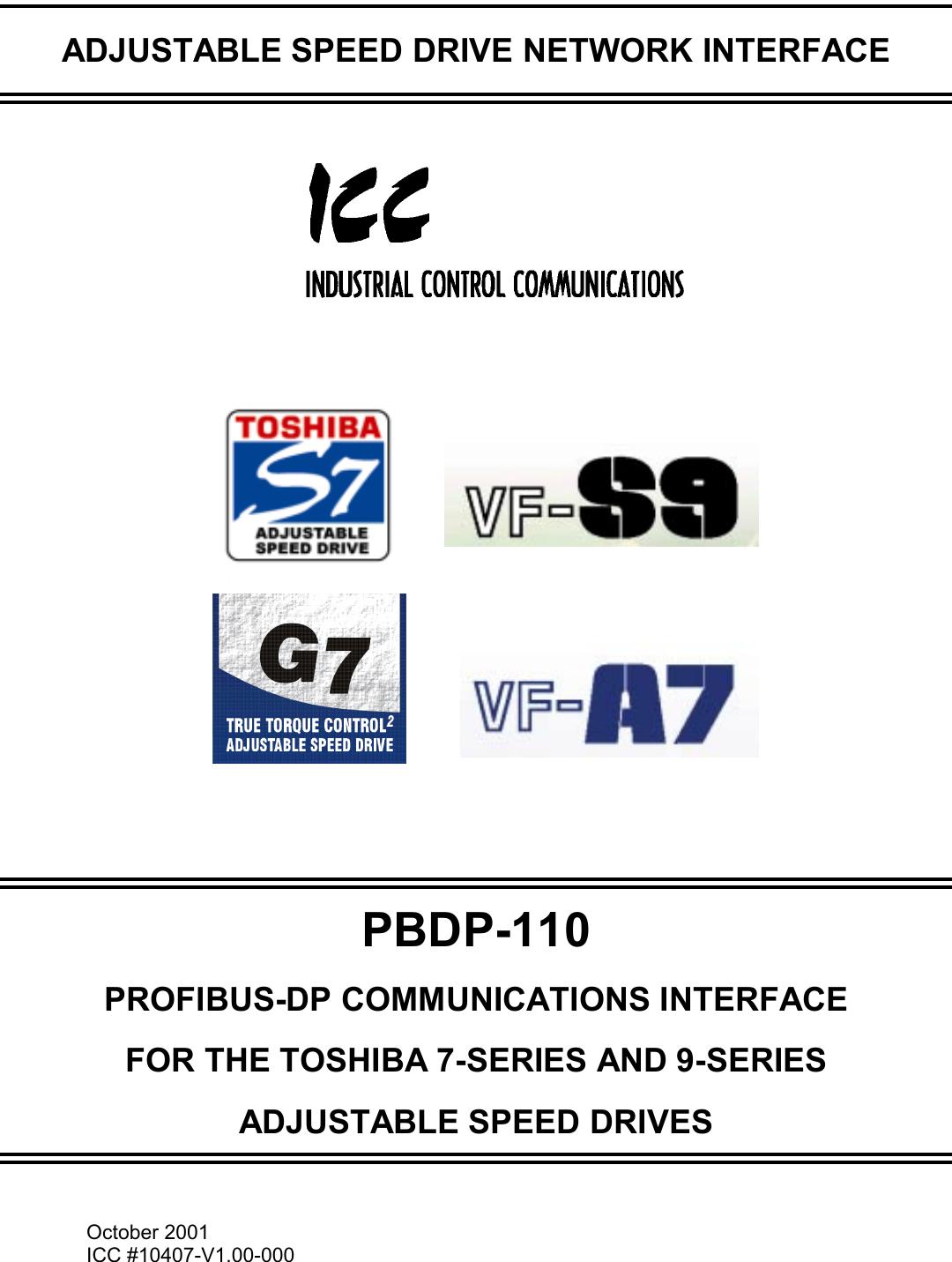 Toshiba G7 Wiring Diagram Explained Diagrams 1004flf3bshd Profibus Dp Pbdp 110 Users Manual Interface Split Ac System