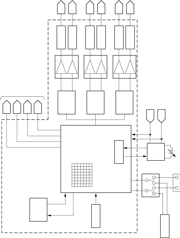Toshiba Tw40f80 Technical Training Manual Toc Schematic Diagram Of Sa08 Pulse Width Modulator Basiccircuit 87 Fig 11 1 Block