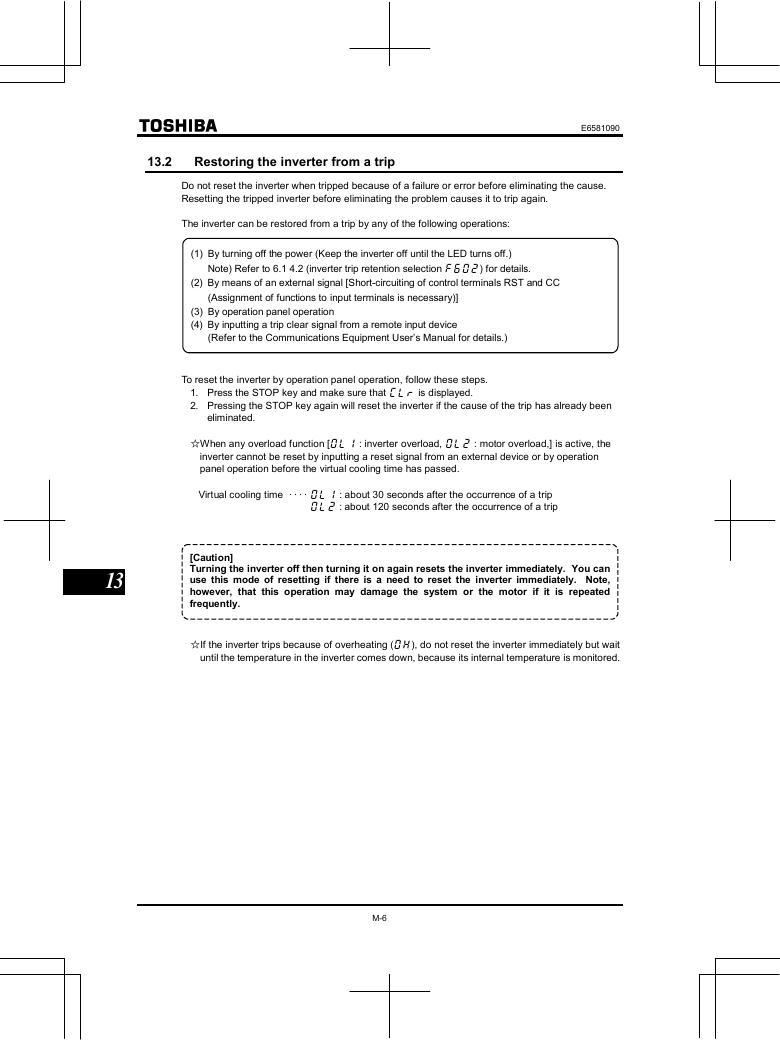Toshiba Vf Nc1 Instruction Manual