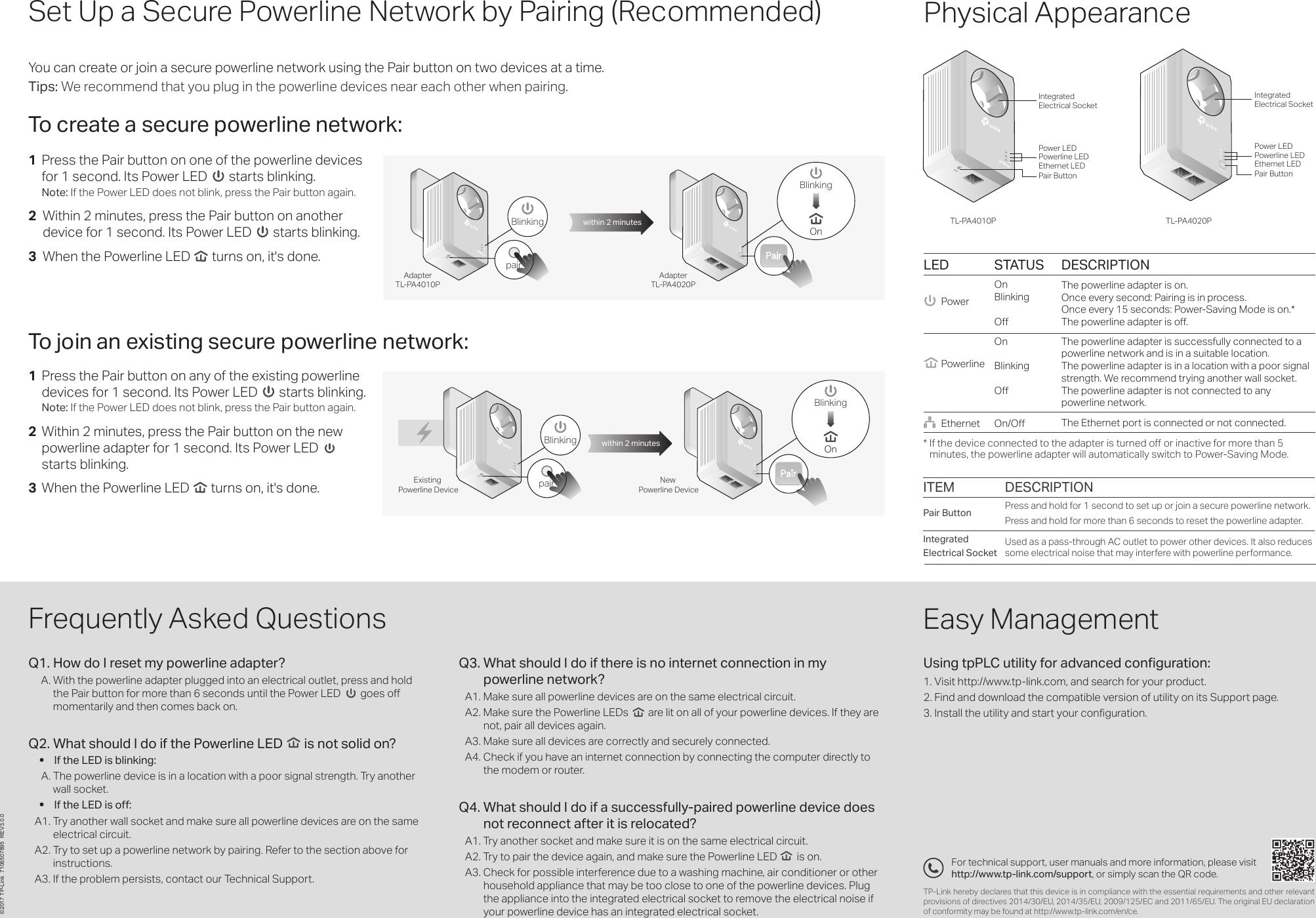 Tp Link Reset Powerline
