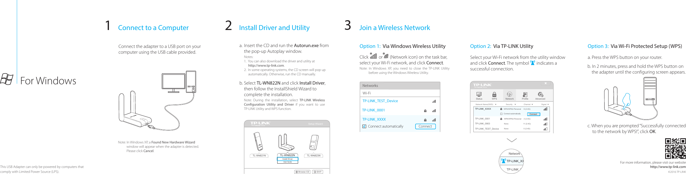 download tp-link wireless configuration utility