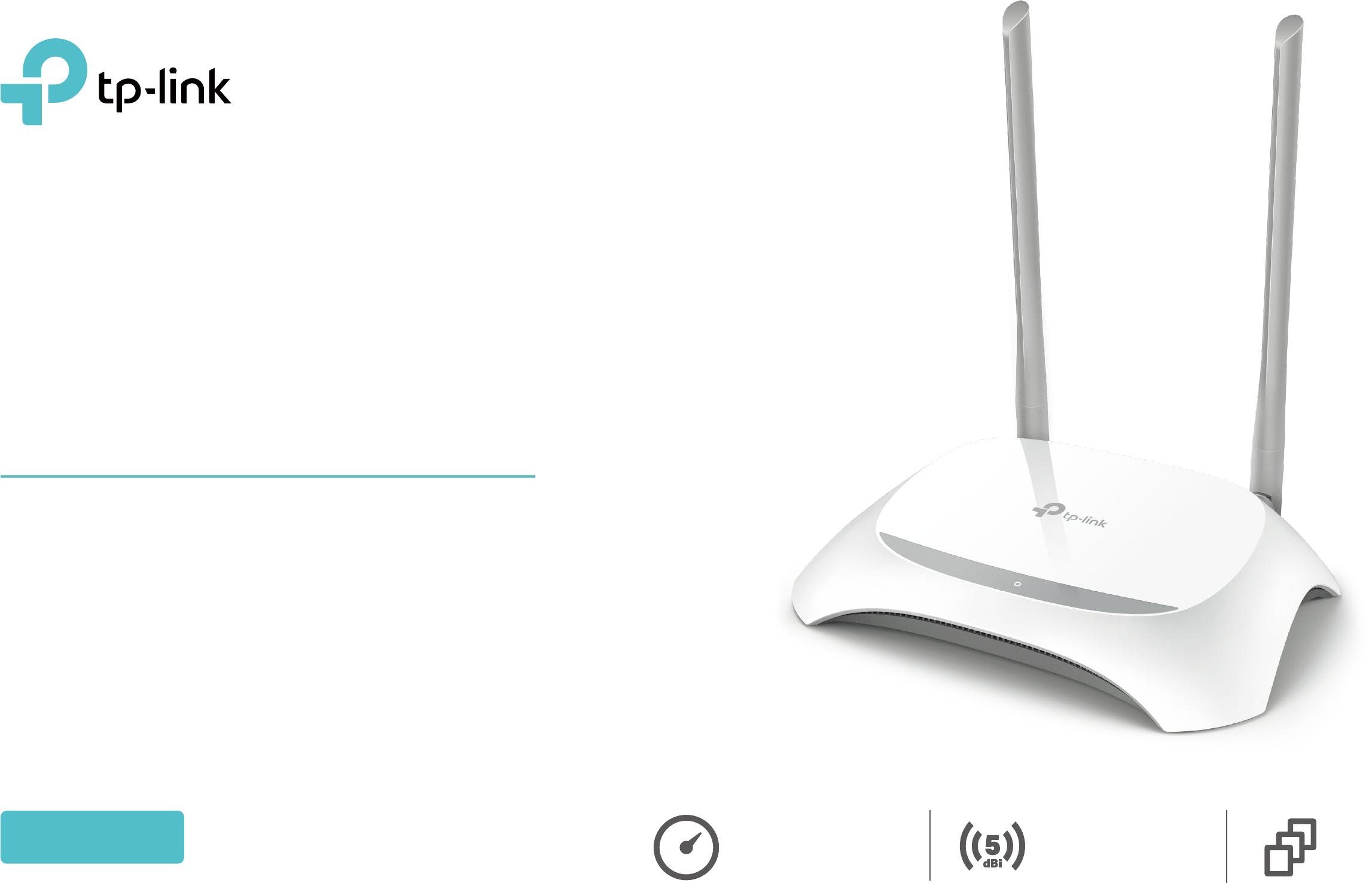 Tl Wr840neu50 Datasheet Wr840neu V5 Tp Link Wr 840n Wireless Router Tplink 300mbps