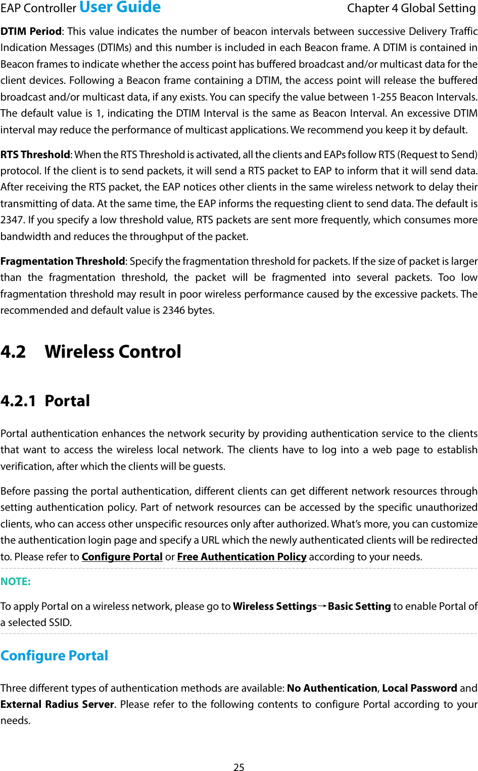 Tp Link Eap220 User Guide
