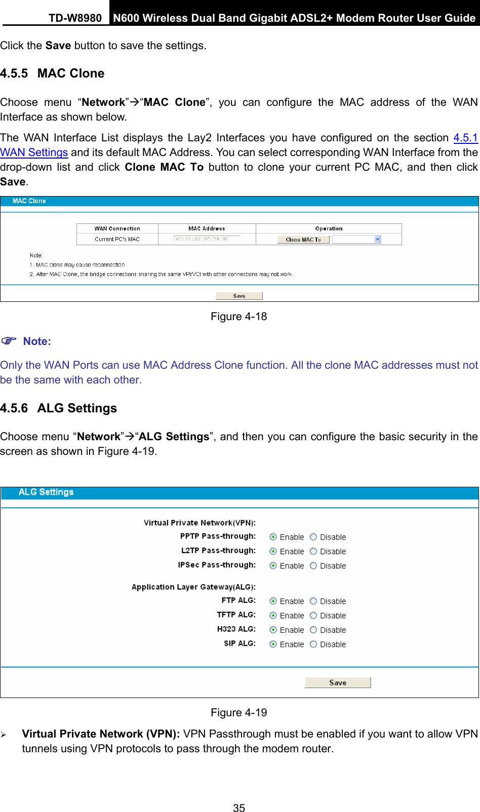 Tp Link Td W8980 User Guide