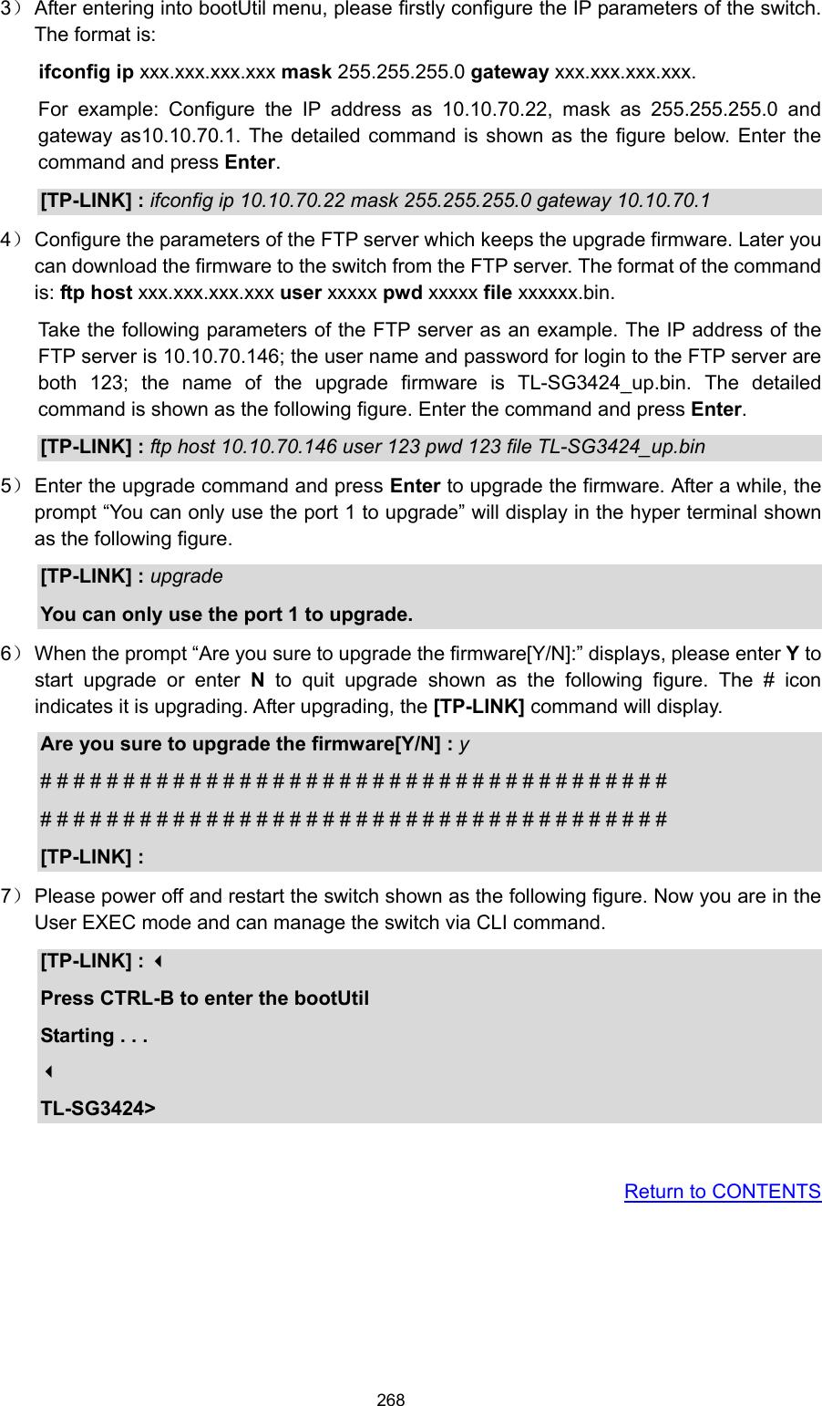 Tp Link Tl Sg3216 V1 User Guide