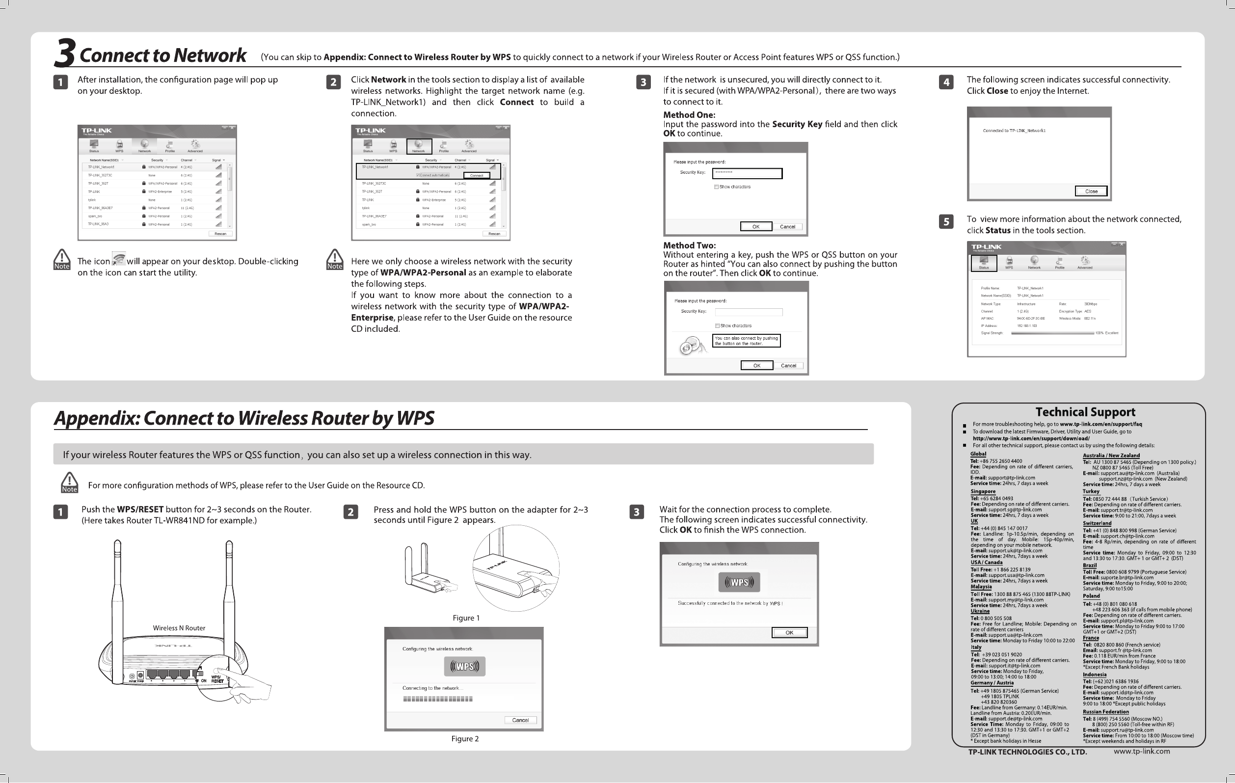 Tp Link Tl Wn822N V3 Quick Installation Guide 7106504360_TL WN822N
