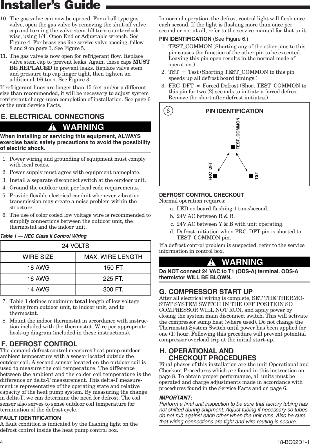 Trane 4TWA3 18 BC62D1 1 User Manual To The 2f81f4ca ca71 ... on