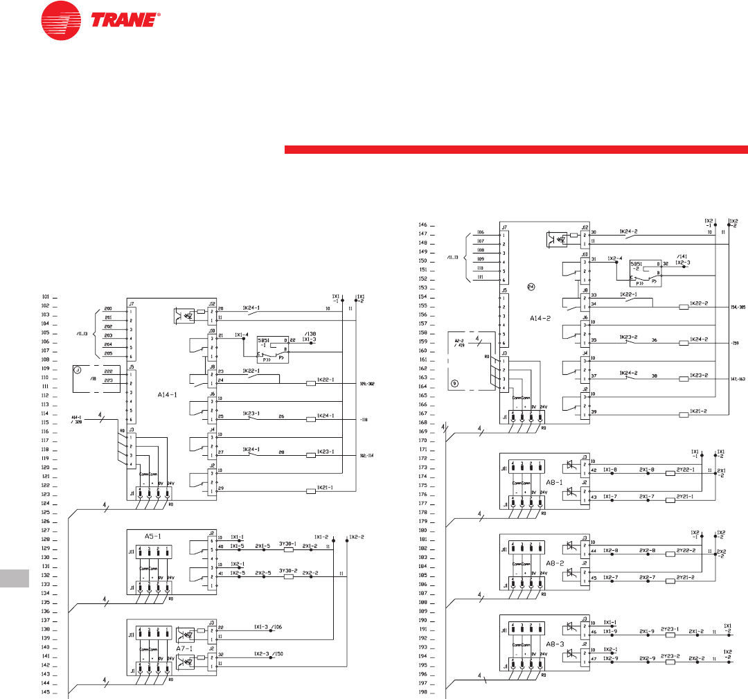 Trane Rtac 120 To 200 Air Cooled Series R Helical Rotary Liquid Coil Gun Working Schematic Representation Of The Rlc Circuit 40 Prc005 E4