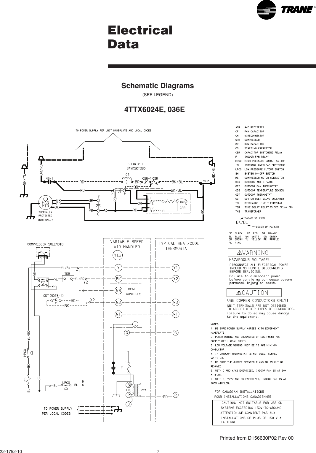 Garland Mco Es 10 Wiring Diagram also Trane Cooling Ambient Contro Wiring Schematics besides Trane Wiring Diagrams as well Trane Weathertron Thermostat Wiring Diagram likewise Trane4TEE3and2TEE3diagram. on trane xe 900 wiring diagram