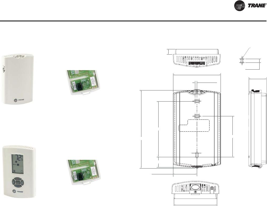 Trane Huvc Horizontal Classroom Unit Ventilator Installation And Ecm Eng Control Vario 150 Esp Installationsensors