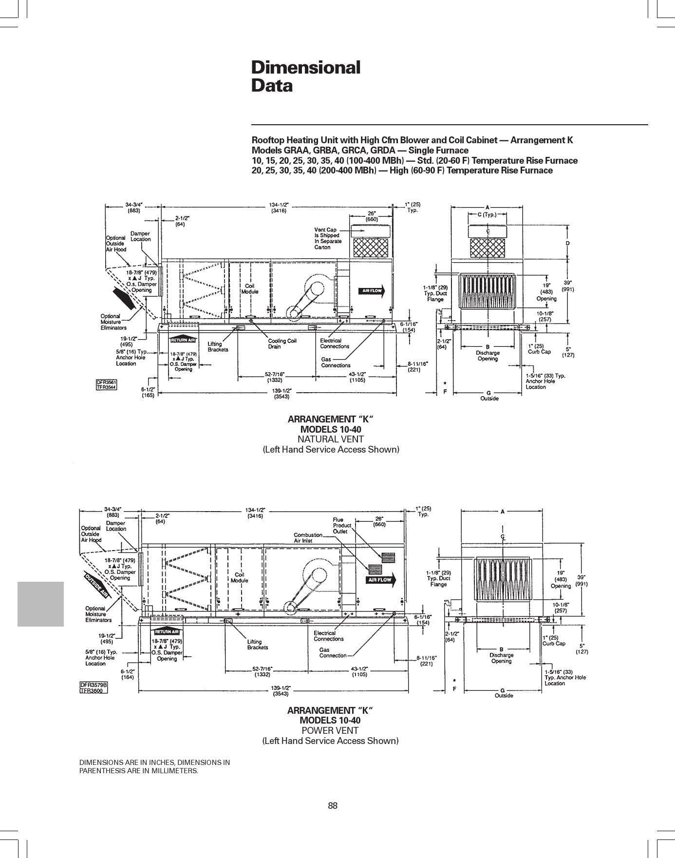 Ziemlich Trane Kondensator Schaltplan Fotos - Schaltplan Serie ...