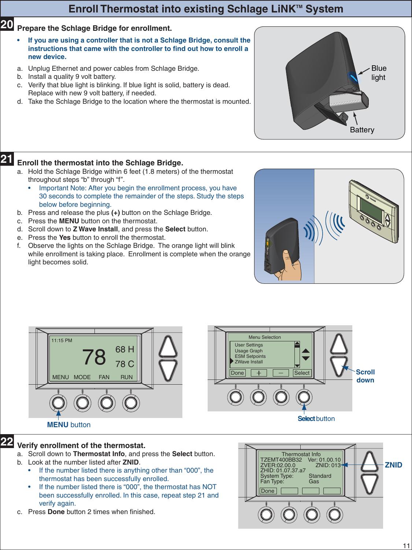 trane tzemt400bb32maa users manual rh usermanual wiki Trane Heat Pump Thermostat Trane Air Conditioners Thermostat Manual