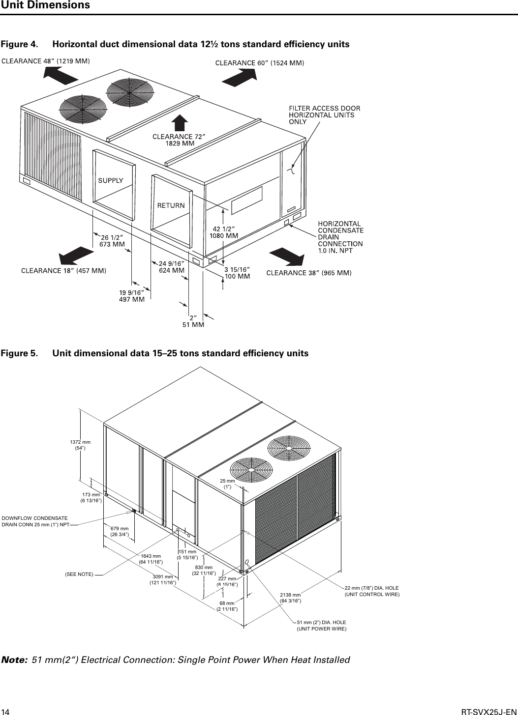 Trane Rooftop Ac Wiring Diagrams